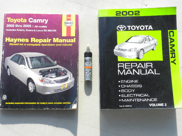 2000 toyota camry ignition key replacement